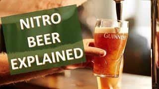 Nitro Beer Explained -- Beer History & Beer Science