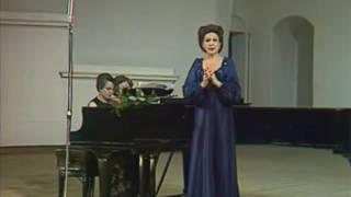 Концерт Евгении Мирошниченко, 1981