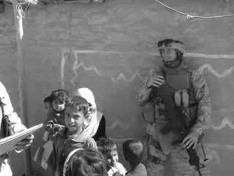 6th CAG Marines in Fallujah