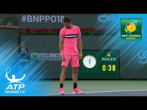 Funniest Moments from a fantastic BNP Paribas Open | Indian Wells 2018