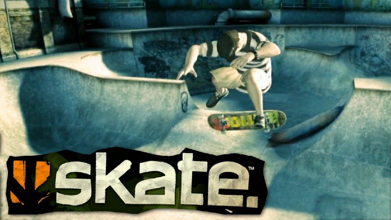 Kostenlose Skateboard Spiele