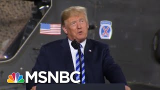For Fact's Sake: Everyone Wouldn't Be Poor If President Trump Was Impeached | Velshi & Ruhle | MSNBC