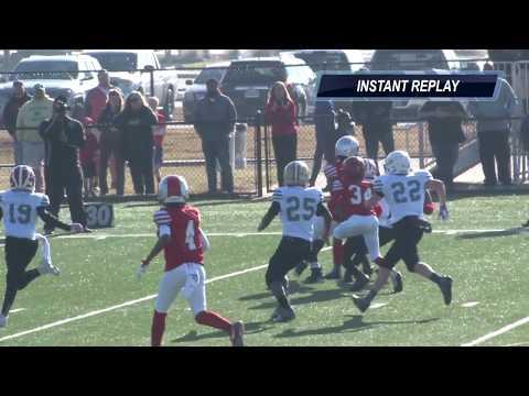 12.3.17 💥11U FBU GMSAA vs. GFL (Gwinnett County, Georgia) - 6th Grade SE Regional Round 2 Finals