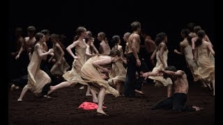 Pina Bausch's Le Sacre du printemps (extract) | English National Ballet