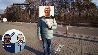 Hilarious Lithuanian welcome video for LaVar, LaMelo and LiAngelo Ball | Jalen & Jacoby | ESPN