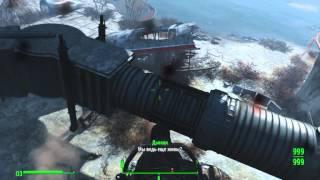 Прохождение Fallout 4 Красный сполох ракет П 3