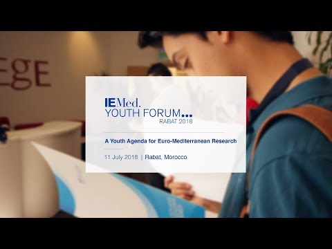 Youth Forum: A Youth Agenda for Euro-Mediterranean Research