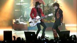El solitario, Enrique Bunbury en vivo Bogota 2012, gira