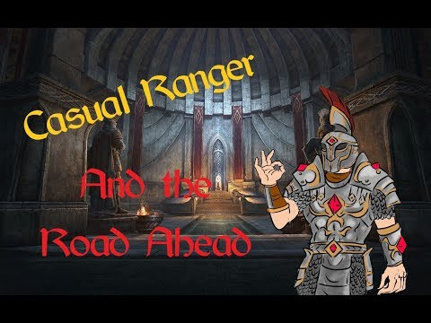 Casual Ranger and The Elder Scrolls Online  