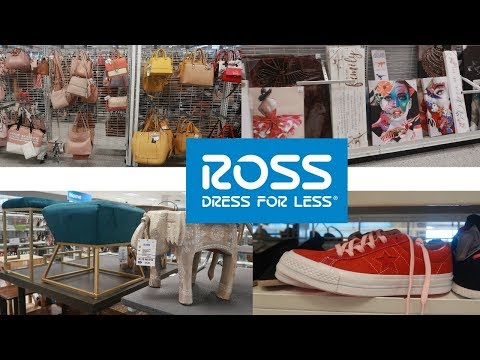 ROSS DRESS 4 LESS!!! COME WITH ME