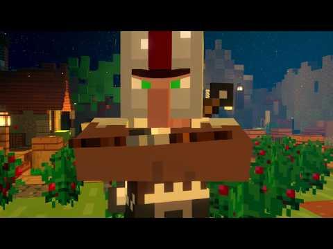 Villager VS Pillager - Minecraft Animation