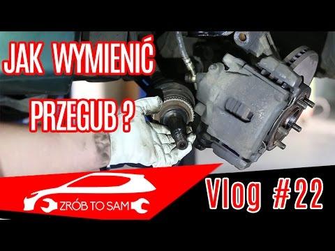 Wymiana Przegubu Zewnętrznego Vlog#22 Jak Zacząć Przygodę Z Mechaniką