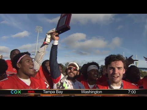 DJ DC - Maury wins first state football championship since 1939!