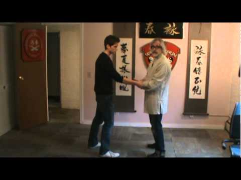 Kaufman Wing Chun relaxation and force generation