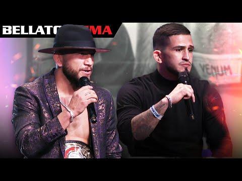 Press Conference l ARCHULETA VS. PETTIS l BELLATOR MMA