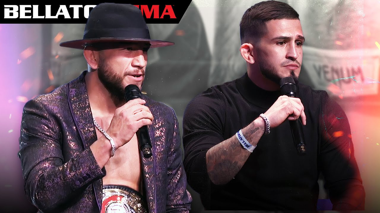 Press Conference l ARCHULETA VS. PETTIS l BELLATOR MMA