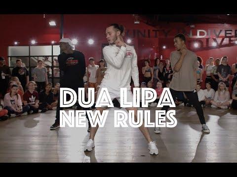 Dua Lipa - New Rules | Hamilton Evans...