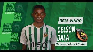 Gelson Dala está de volta