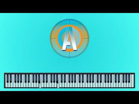 Free Vocal Warmup Scales - 5 Note Pattern Ascending/Descending