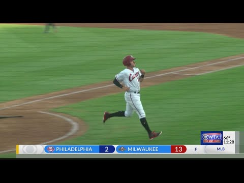 Curve Hook The Fisher Cats, 10-1
