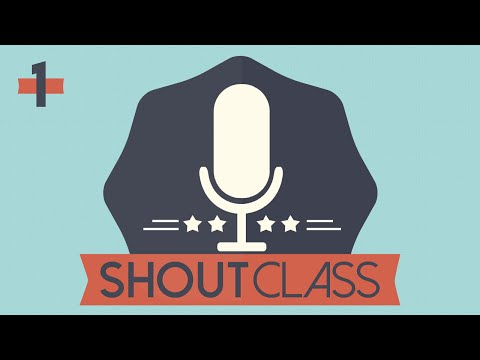 ShoutClass, Shoutcasting Lessons: Learning how to shoutcast | Part 1, The Basics