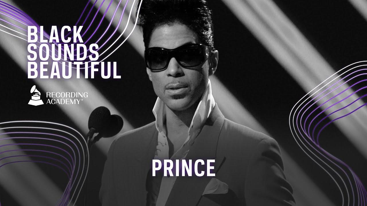 Celebrate The Genius Of Prince   Black Sounds Beautiful