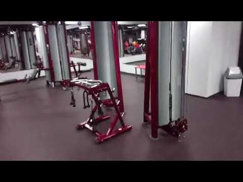 Обзор тренажерного зала Территория фитнеса Курск