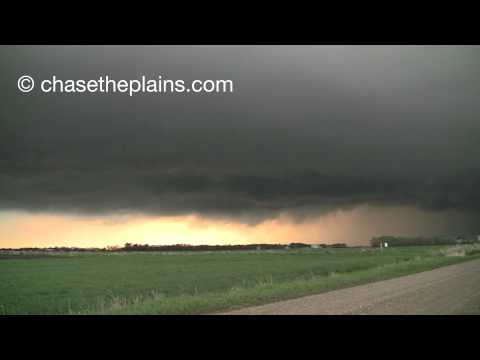 May 5th, 2012 South Dakota Sunset Thunderstorm