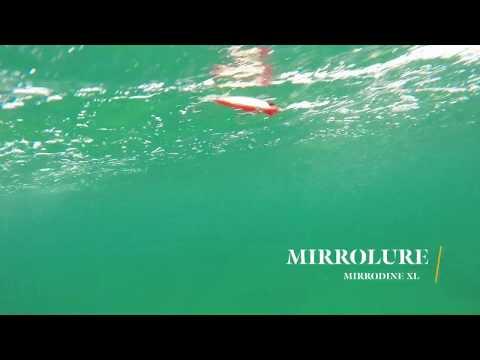How Lures Swim: MirrOlure Mirrodine XL