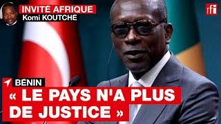 Bénin : « P. Talon est aujourd'hui à l'antipode de tous les principes qui l'ont mené au pouvoir »