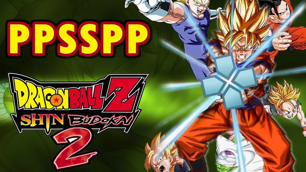 Download Game Ppsspp Dragon Ball Z Shin Budokai 4 ...