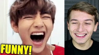 a video to make you fall in love with Kim Taehyung Reaction (BTS V)