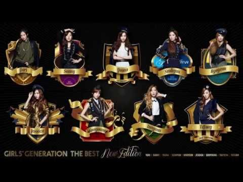 SHOW GIRLS- Girls' Generation (少女時代)