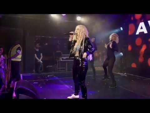 Ava Max UK Promo Highlights Mp3