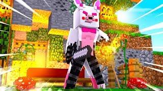 Minecraft Fnaf Daycare: Mangles Crazy Adventure?! (Minecraft Roleplay)
