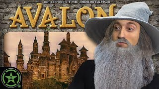 Knights Of Lying Table- The Resistance: Avalon - Let's Roll