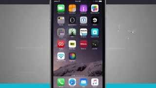 iPhone 6 Tips - How to Create App Folders