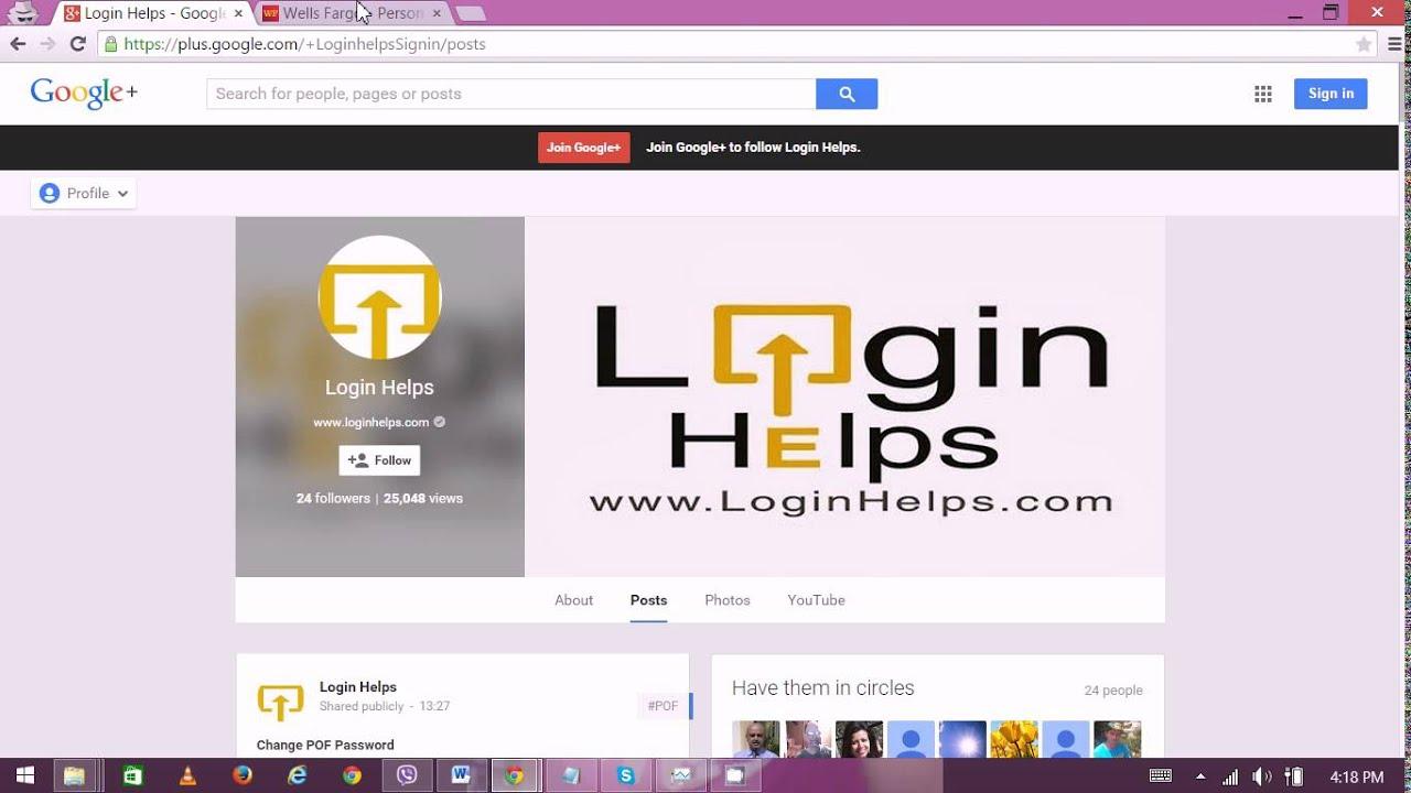 WellsFargo Online Login - Wells Fargo Online Banking 2015