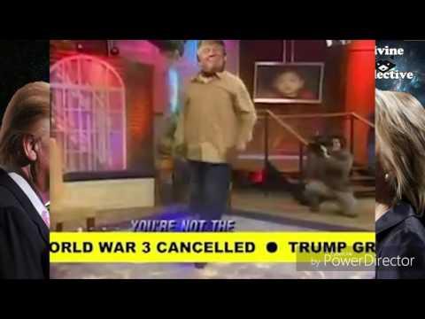 Trump Clinton Maury