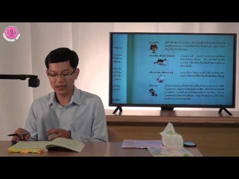 วิชา ภาษาไทย ภาษาพาที ป.4 part 1