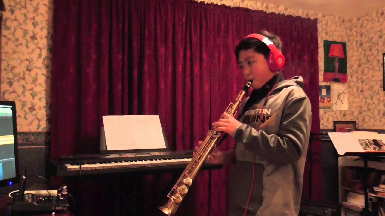 Kenny G Jasmine Flower Soprano Sax Cover Youtube