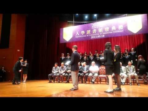 University of Macau, Honours College Class 2016