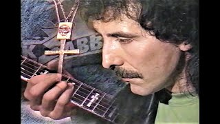 Tony Iommi  Black Sabbath(トニー・アイオミ  ブラック・サバス)