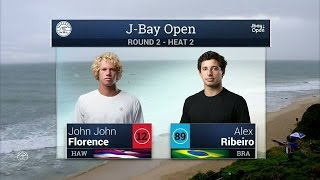 2016 J-Bay Open: Round 2, Heat 2 Video