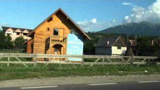 Замок Дракулы, на машине в городок Бран, Румыния 2010 год(, 2010-10-27T16:35:00.000Z)