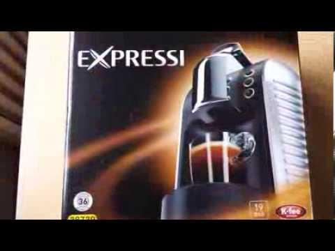 aldi expressi kaffee kapsel konkurrenz zu nespresso p. Black Bedroom Furniture Sets. Home Design Ideas