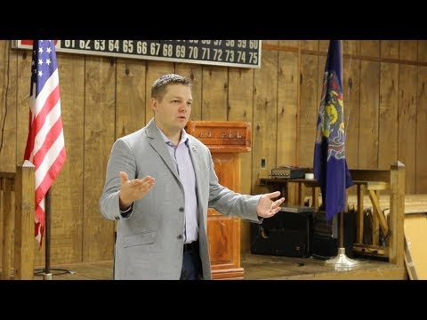 PA State Rep. Aaron Bernstine Town Hall in Koppel - October 30, 2017