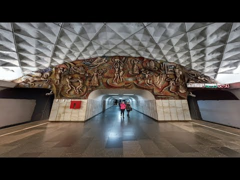 World Metro Systems: Tbilisi Metro