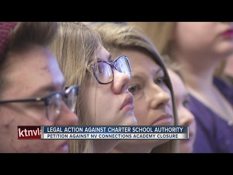 Supporters of Nevada Connections Academy plan to ask court to block closure