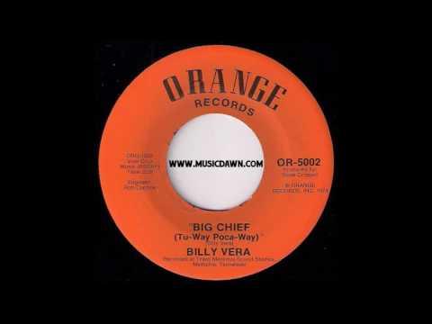 Billy Vera - Big Chief (Tu-Way Poca-Way) [Orange Records] 1974 Funk 45